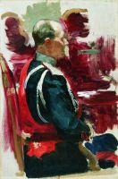 Этюд к картине Торжественное заседание Государственного совета 7 мая 1901 года1. 1903
