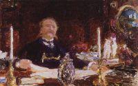 Портрет Вильгельма Вильгельмовича фон Битнера. 1912