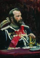 Портрет генерала А.Н.Куропаткина. 1903