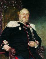 Портрет военного инженера А.И.Дельвига. 1882