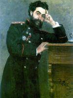 Портрет И.Р.Тарханова. 1892