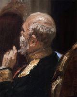Портрет профессора Н.Н.Обручева. 1903