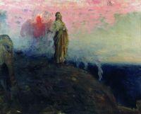 Иди за мной, Сатано (Искушение Христа). 1901-1903