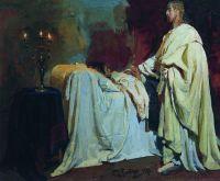 Воскрешение дочери Иаира. 1870