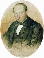 Портрет доктора Г.Кострова
