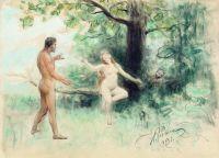 Искушение. 1891