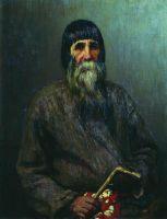 Портрет крестьянина. 1889