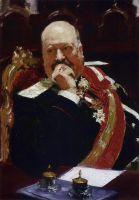 Портрет А.П.Игнатьева. 1902