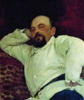 Портрет С.И.Мамонтова. 1880