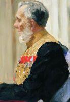 Портрет графа К.Н.Палена. 1903