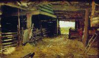 Дворик. 1879
