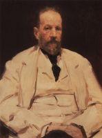 Портрет министра финансов С.Ю.Витте. 1903
