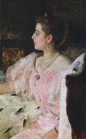 Портрет графини Н.П.Головиной. 1896