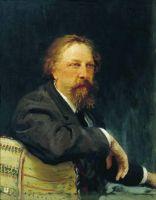 Портрет А.К.Толстого. 1896