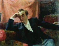 Портрет артиста Г.Ге. 1895