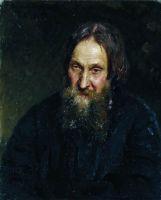 Портрет Василия Кирилловича Сютаева. 1882
