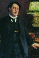 Портрет адвоката О.О.Грузенберга