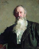 Портрет В.В.Стасова. 1883