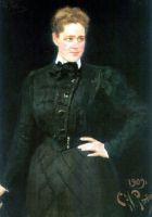 Портрет графини С.В.Паниной. 1909