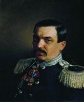 Портрет врача Константина Францевича Яницкого. 1865