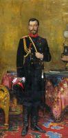 Портрет Николая II. 1895