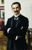 Портрет Г.И.Шоофса. 1907