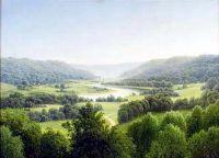 Вид на долину. 1908