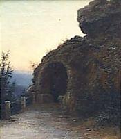 Крымский грот. 1892