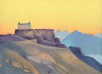 Сиссу. Монастырь