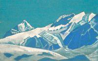 Гималаи. Этюд 7