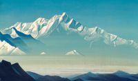 Гора пяти сокровищ (Два мира). Из серии «Святые горы»