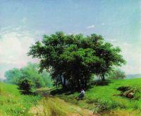 Летний жаркий день. 1869
