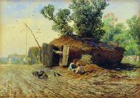 Землянка. 1870
