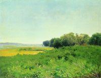 Мокрый луг1. 1872