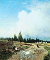 После грозы. 1868
