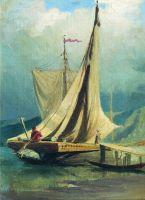 Парусники. 1870