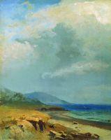 Пейзаж. Крым. 1871-1873