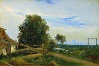 Гумно. 1868