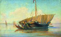 Лодка. 1870