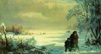 Зима. 1871