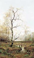 В лесу. По весне. 1877