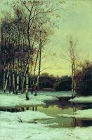 Весной. 1880