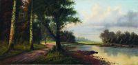 Пейзаж. 1890-е