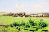 Летний день. Начало 1880-х