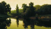 Теплый вечер. 1913
