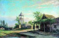 На Кавказе. 1874