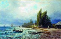 Пейзаж. 1871