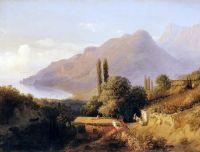 Крымский пейзаж. 1891