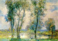 Рядос с Озером, 1909
