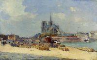 Нотр-Дам, Париж, 1897